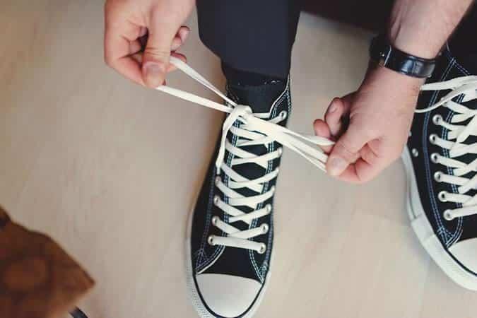 X-Clean Giặt dây giày là một việc quan trọng trong quá trình vệ sinh giày
