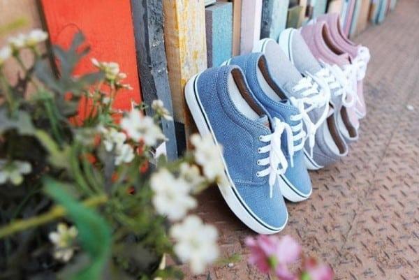 bảo quản và vệ sinh giày