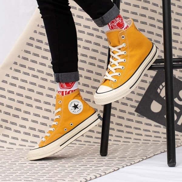 các hiệu giày thể thao nổi tiếng