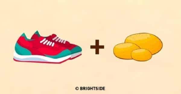 cách xử lý giày chật