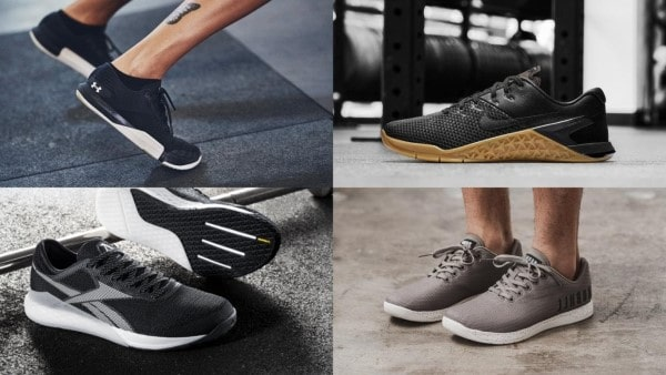 giày tập gym cho nam