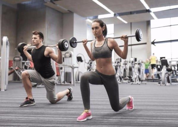 giày tập gym cho nữ
