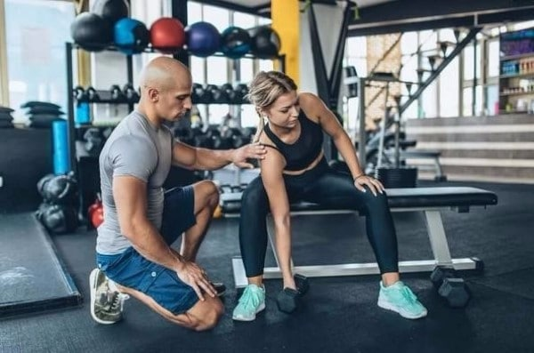 giày tập gym nữ tphcm