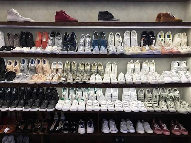 những shop giày đẹp ở tphcm