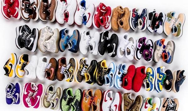 shop bán giày sneaker tphcm