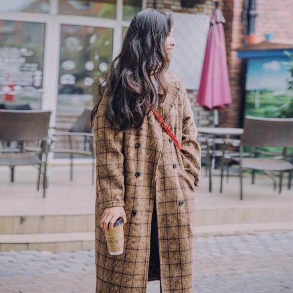 áo khoác vintage