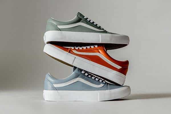 các loại giày vans