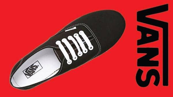 Cách buộc dây giày Vans 5 lỗ ấn tượng hơn với cách giấu dây giày vans độc đáo