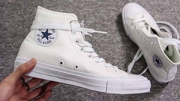phân biệt giày converse thật và giả