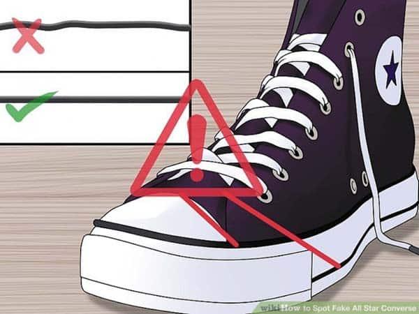 giày converse giả