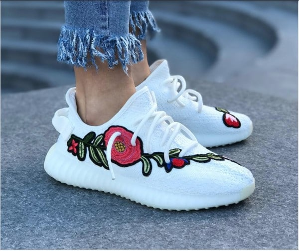 custom giày