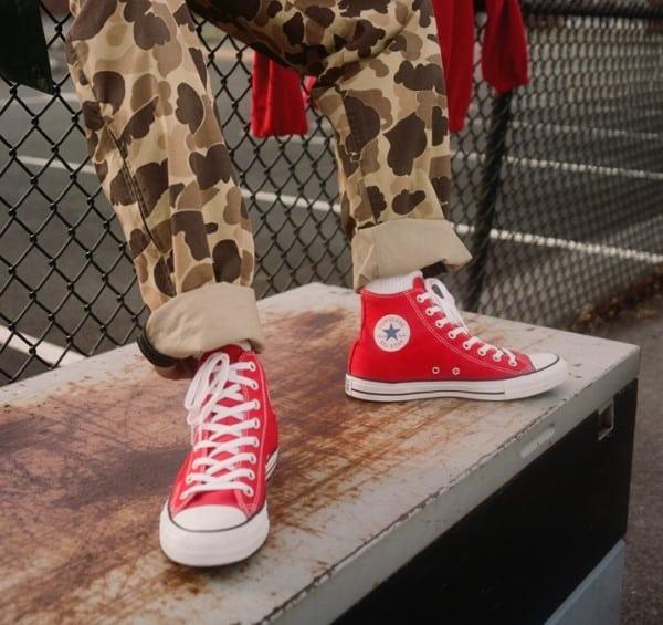 giày converse nữ