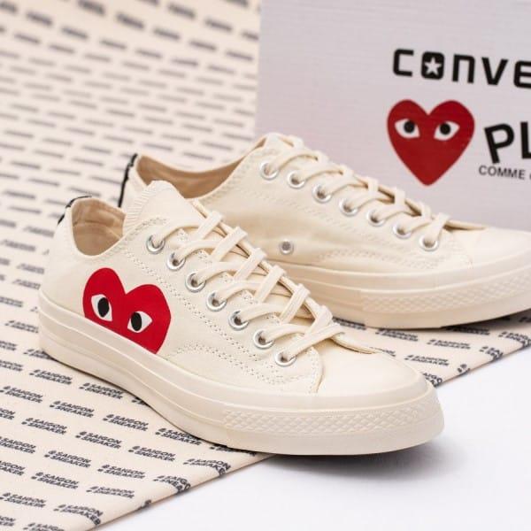 giầy vải converse