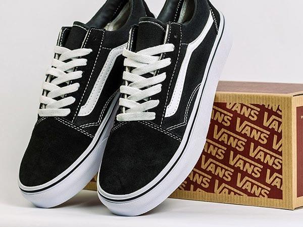 giày vans real