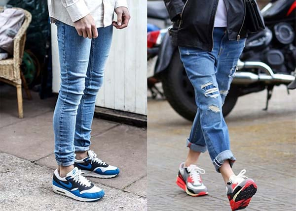 mẫu giày nike