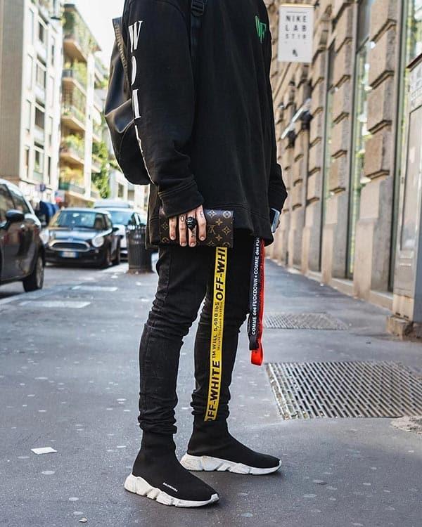 outfit techwear