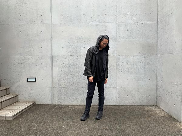 outlier techwear