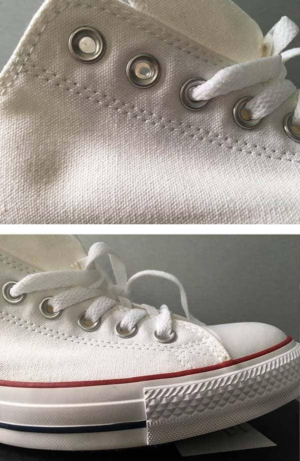 cách nhận biết giày converse thật