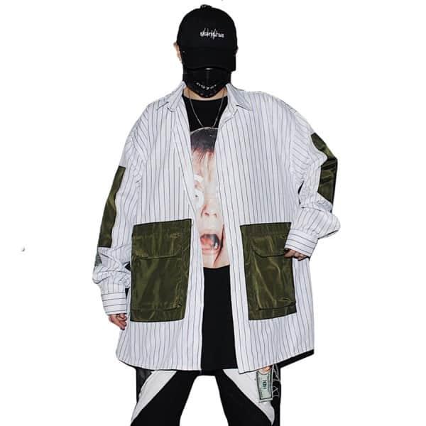 phong cách ăn mặc đường phố