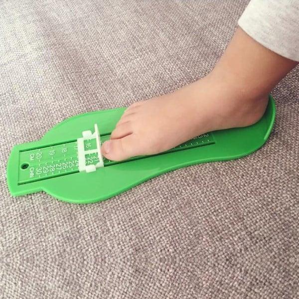 size giày cho bé