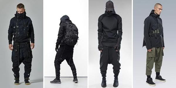 techwear items