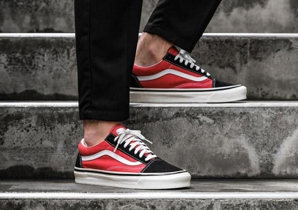 Đôi giày Vans đẹp hơn cùng với những cách biến tấu thắt dây giày