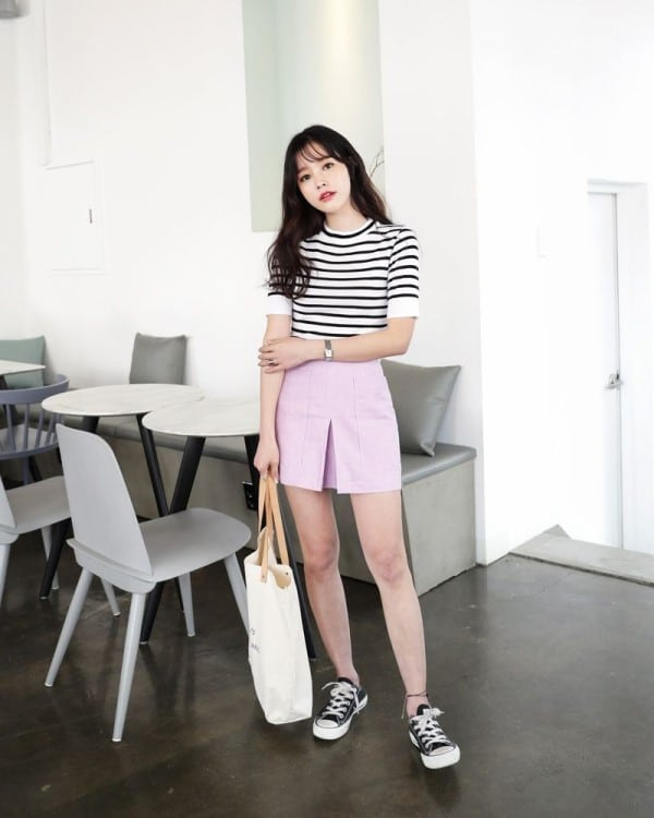 casual nữ